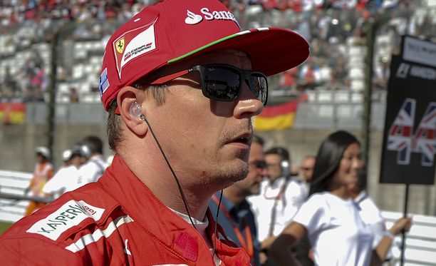 Kimi Räikkönen saa uuden kisainsinöörin.