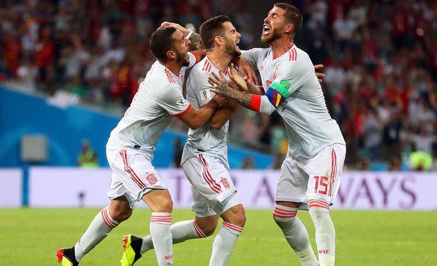 Espanja osoitti, ettei sen peli-identiteetti kadonnut päävalmentajan mukana.