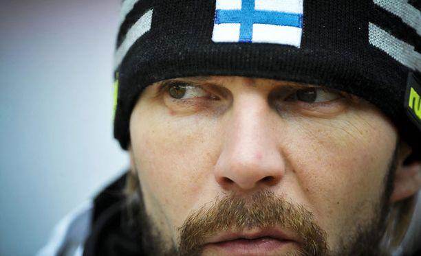 Janne Ahonen ei vielä tiedä uransa loppumisajankohtaa.