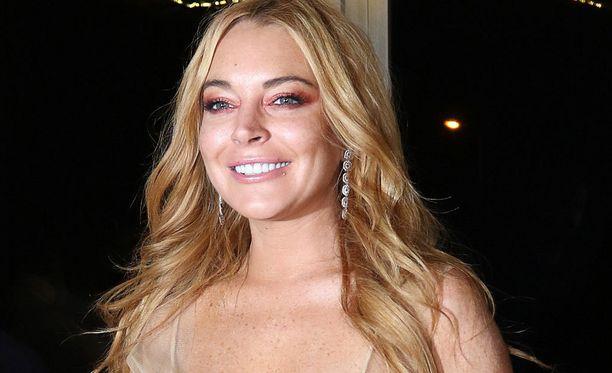 Lindsay Lohan on rauhoittunut sitten villeimpien vuosiensa.