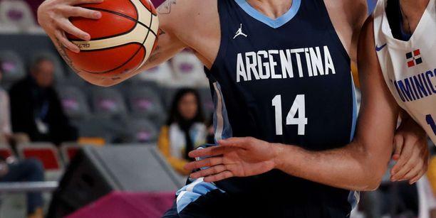 Argentiinan naisten maajoukkueen mestaruusunelma murskaantui tummansinisten pelipaitojen vuoksi. Kuvituskuva on Argentiinan miesten ottelusta.