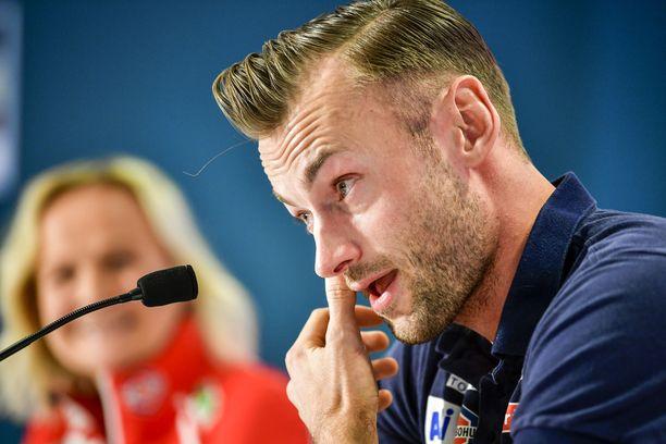 Petter Northug ilmoitti 2018 lopettavansa uransa.