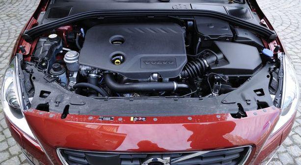 Ohjelmoinnilla moottorista on saatu entistä tehokkaampi.