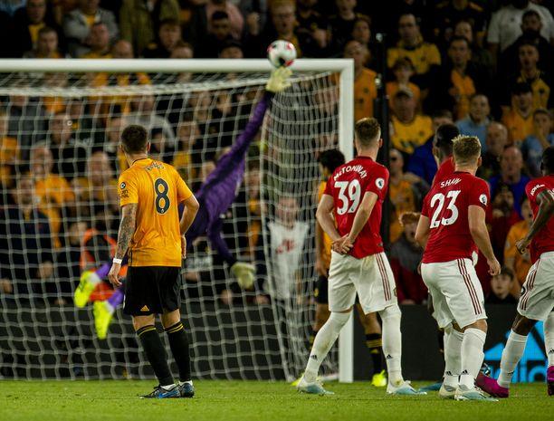 Tänään Torinon kohtaava Wolves venyi maanantaina tasapeliin Manchester Unitedia vastaan.