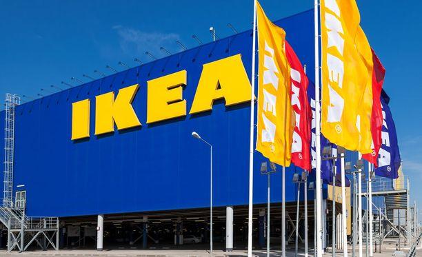 IKEA on ruotsalainen menestystuote.