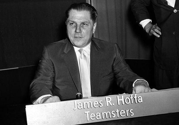 """James """"Jimmy"""" Hoffa katosi heinäkuussa 1975 Detroitissa Yhdysvalloissa. Nyt hänestä on saatu uusia vihjeitä."""