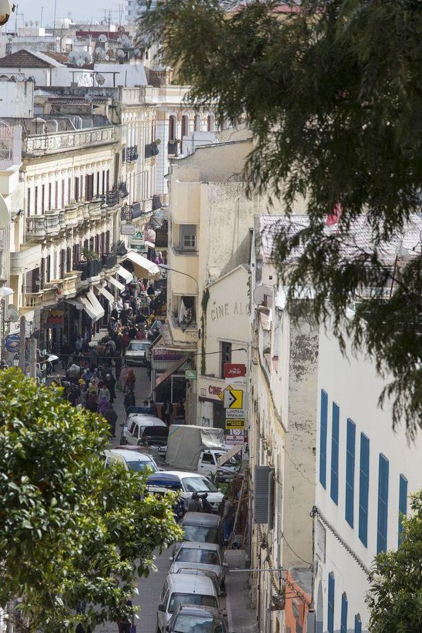 Liki miljoonan ihmisen satamakaupunki Tangerista on alkanut monen marokkolaisen matka kohti Eurooppaa.