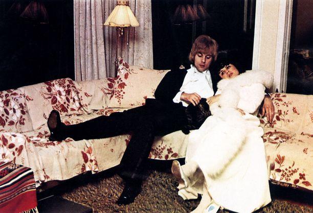 Danny oli 33 vuotta naimisissa Liisansa kanssa.