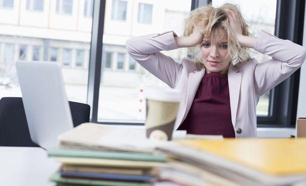 Epätoivo työnhaussa voi välittyä työnantajille.