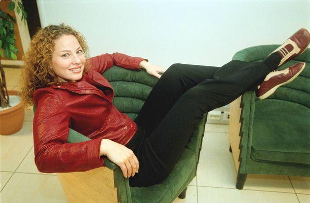 Vuonna 2001.