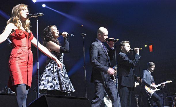 Ultra Bra nähtiin lavalla viimeksi vuonna 2015 Pekka Haaviston vaalitilaisuudessa.