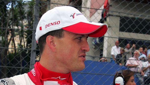 Ralf Schumacherin ura on Bild-lehden mukaan katkolla.