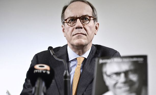 Jorma Ollila jättää Shellin hallituksen puheenjohtajan paikan ensi vuonna.