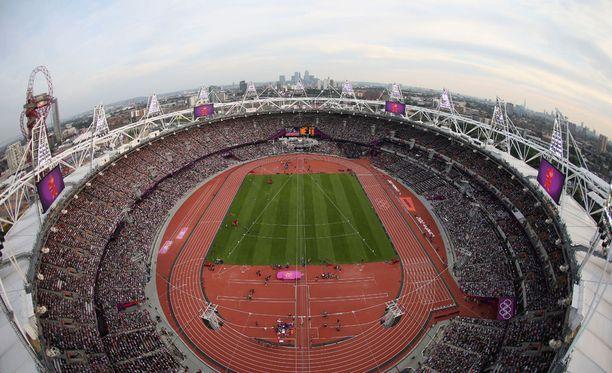 Lontoon olympiakisojen jälkikäteen kärynneiden nimiä tai lajeja ei vielä kerrottu.