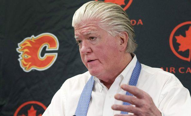 Brian Burken mukaan NHL:ssä ei ole aivotärähdysongelmaa.