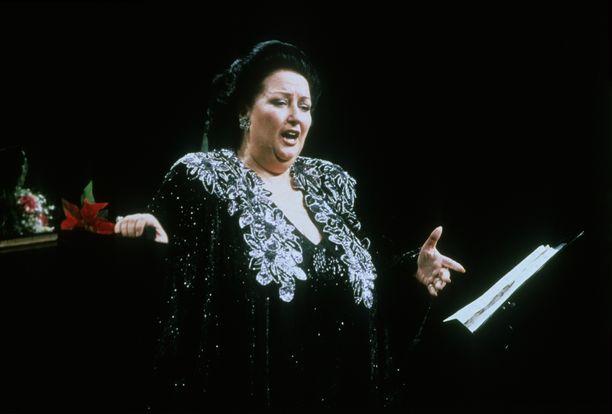 Montserrat Caballé lauloi aktiivisesti useita vuosikymmeniä. Vuosien varrella hänellä oli useita kymmeniä rooleja tunnetuissa oopperoissa.