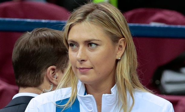 """Kreml pitää Maria Sharapovan käryä """"yksittäistapauksena""""."""