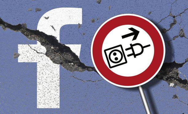 Yhä useampi suomalainen ei enää käytä Facebookia.