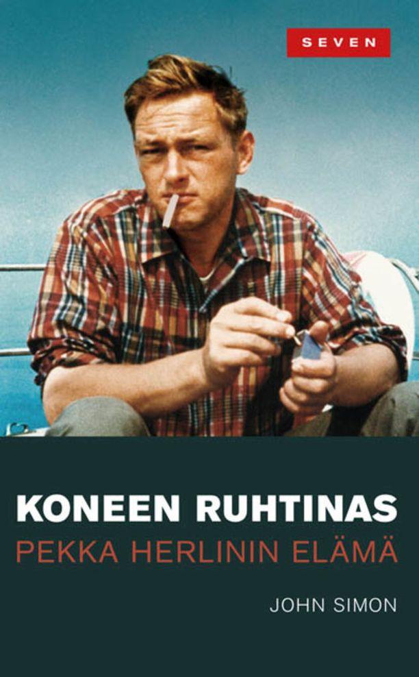 John Simonin kirja Pekka Herlinin elämästä ilmestyi 2010.