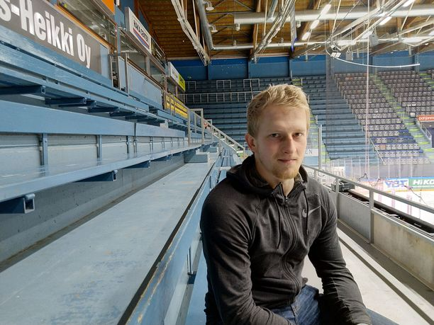 Sami Anttila pitää tasonsa keväällä – ja parantaa vielä vähän.