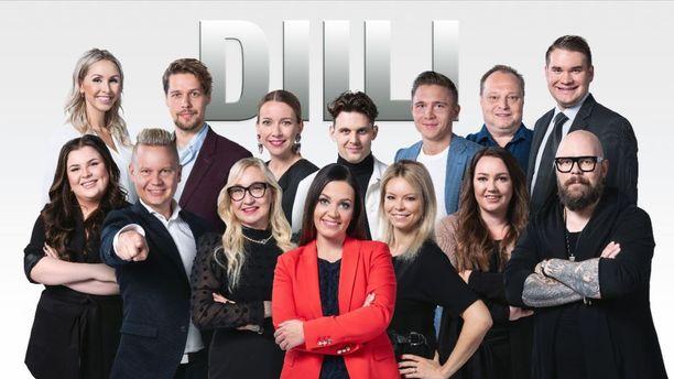 Joku heistä voittaa Diilin.