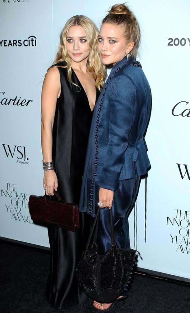 Ashley ja Mary-Kate Olsen