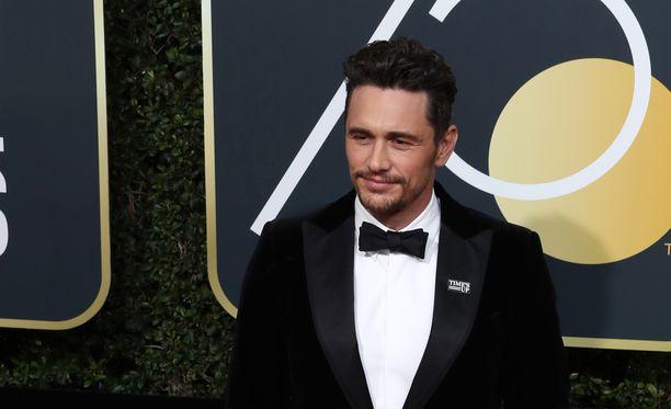 James Francon ympärillä alkoi kuohua viime sunnuntain Golden Globe -gaalan jälkeen.