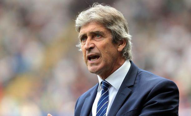 Kokenut Manuel Pellegrini on West Hamin manageri.