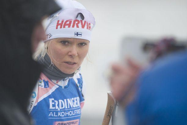 Mari Eder sanoo olleensa viimeiset kuusi kuukautta täysin terve.