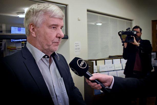 Toimi Kankaanniemi on viime päivinä saanut useampaan kertaan kommentoida perussuomalaisten yllättävää valahtamista hallituksesta oppositioon.
