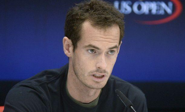 Andy Murray kertoi tilanteestaan Facebookissa.