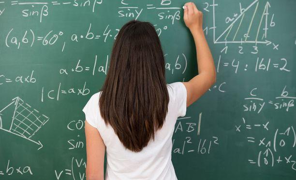 Vantaan Martinlaakson lukiossa ei ole kokeita matematiikassa eikä fysiikassa.