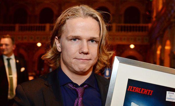 Petteri Forsell valittiin A-maajoukkueeseen Ruotsia ja Sudania vastaan.