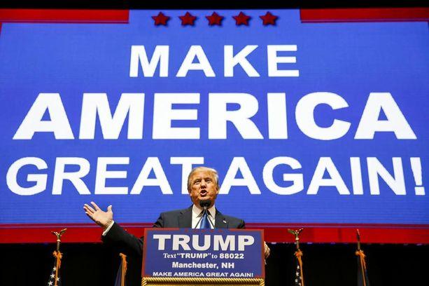 Ennusteissa New Hampshiren esivaalien voittajat olivat republikaanien Donald Trump ja demokraattien Bernie Sanders.