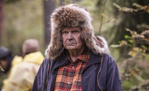 Antti Litjan jälkeen Mielensäpahoittajan saappaissa nähdään Heikki Kinnunen.