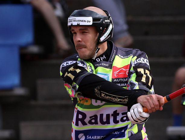 Aleksi Rautiainen ratkaisi mestaruuden supervuorossa.