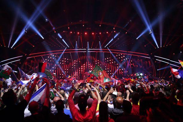Tänä vuonna Euroviisut pidetään Israelissa.