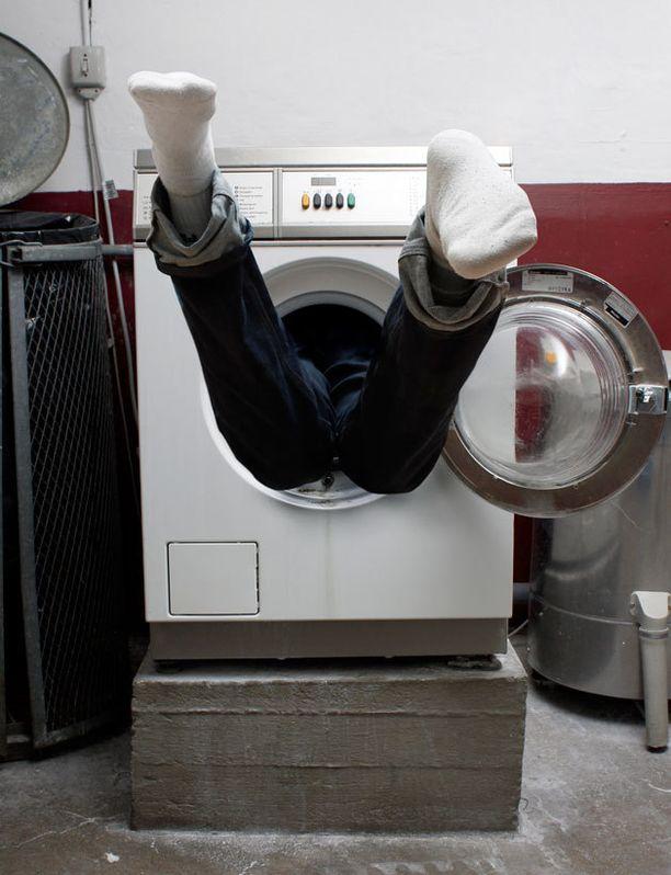 Farkkujen peseminen ei kannata.