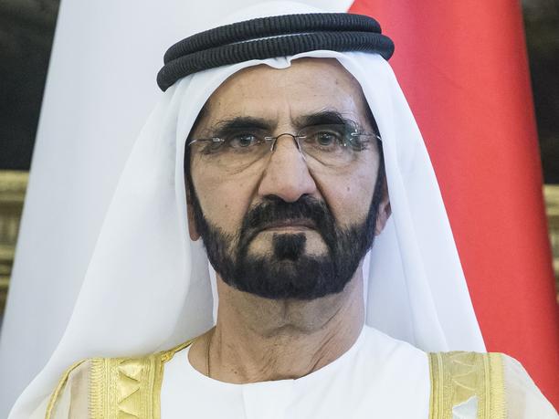 Sheikki Mohammed bin Rashid Al-Maktoum on Yhdistyneiden Arabiemiirikuntien pääministeri.