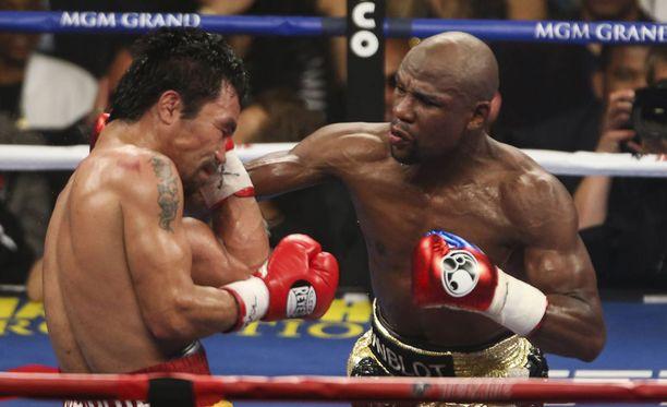 Kohtaavatko Manny Pacquiao ja Floyd Mayweather sittenkin vielä kerran?