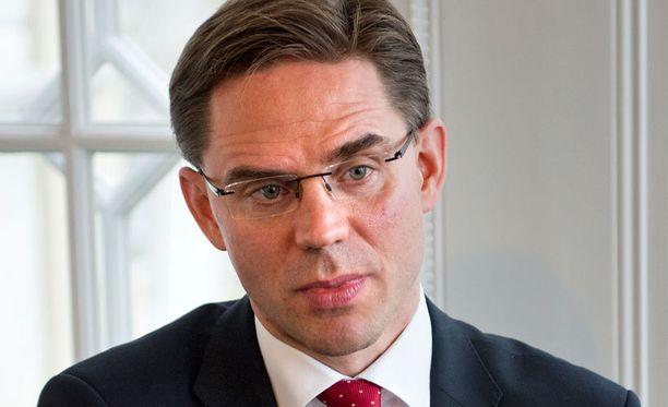 Pääministeri Jyrki Kataisen on otettava johtava roolinsa Suomen Eurooppa-politiikan kehittäjänä.