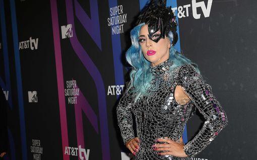 Lady Gagan megakonserttiin lisää tähtiä - nähtävissä myös Suomen televisiossa