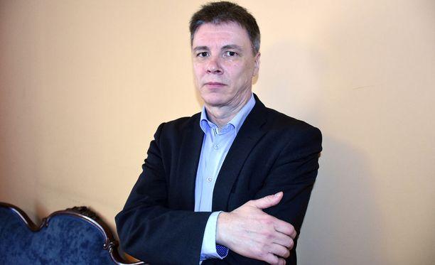 Olli Rauste on Suomen johtava urheiluoikeuksien asiantuntija.