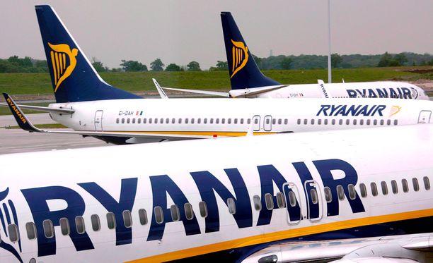 Ryanair lentää talvella Suomessa vain Lappeenrantaan.