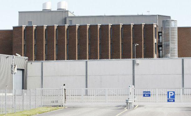 Turun vankila sijaitsee Saramäen kaupunginosassa.