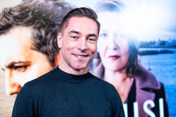 Sami Uotila on näytellyt Salkkareissa sarjan alkumetreiltä saakka.