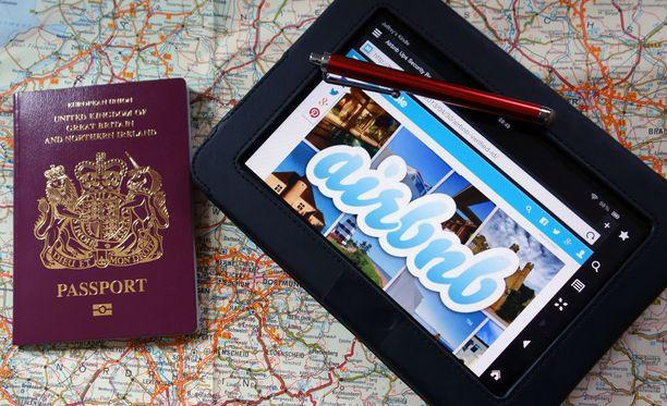 Airbnb-palvelu on kasvanut voimakkaasti sekä Suomessa että maailmalla.