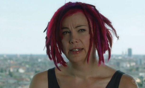 Hollywood-ohjaaja on nyt nimeltään Lana Wachowski.