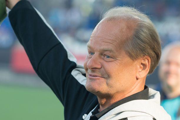 Antti Muurinen tykästyi nuoren Mikkel Damsgaardin peliesityksiin.
