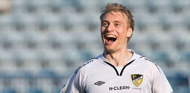 Tim Väyrynen lähtee itseluottamusta uhkuen Lech Poznan -otteluun.